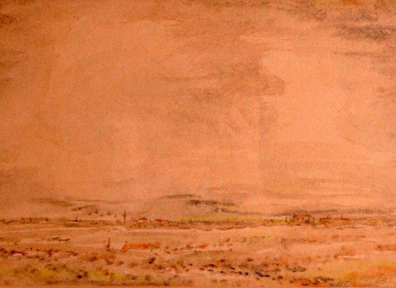 Philip Wilson Steer (1860-1942) British, Watercolour,