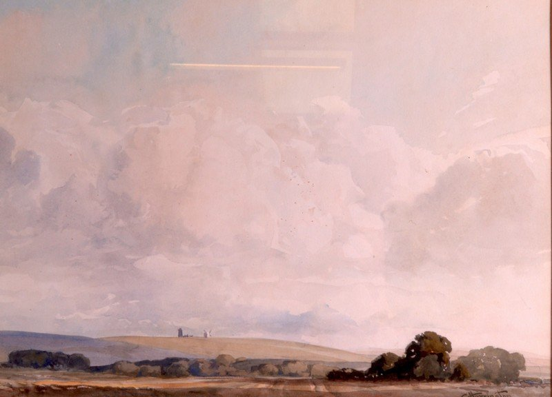 Charles Harrington (1865-1943) British, Watercolour,