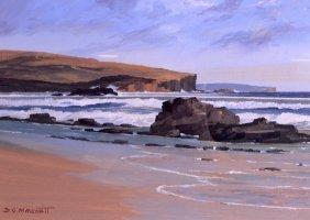 Scottish School (c1920) Oil On Canvas, Derek G M Mowatt
