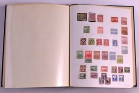 A Good Collection Of New Foundland Stamps Contained