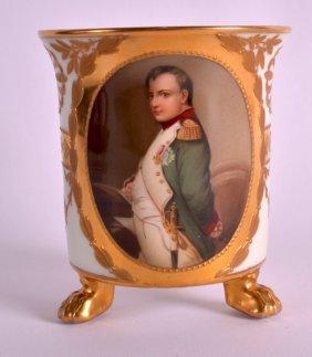 A Fine Late 19th Century Kpm Berlin German Porcelain