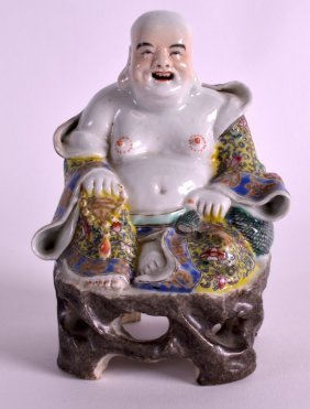 An Unusual Early 20th Century Chinese Famille Rose