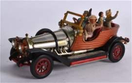 A VINTAGE CORGI CHITTY CHITTY BANG BANG TOY CAR. 5Ins