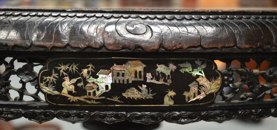 A LARGE AND UNUSUAL EARLY 20TH CENTURY CHINESE MOTHER - 5