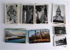 A GROUP OF VINTAGE PHOTOGRAPHS including scenes from