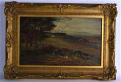 ENGLISH SCHOOLEarly 20th century Framed Oil on