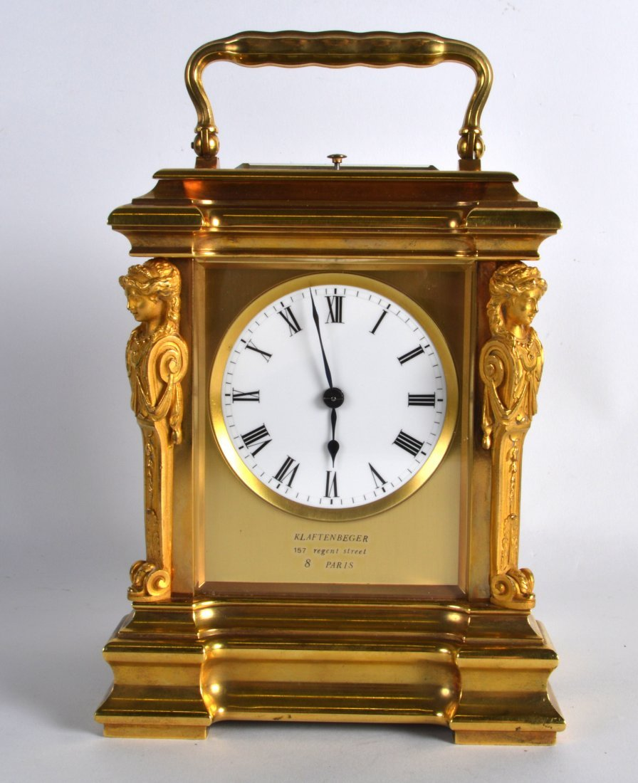 A SUPERB MID 19TH CENTURY FRENCH ORMOLU GIANT GRAND