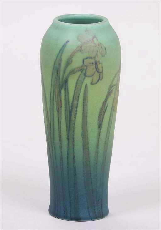 Rookwood Vase Elizabeth Lincoln 1925