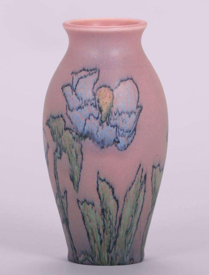 Rookwood Wax Matte Vase Elizabeth Barrett 1924