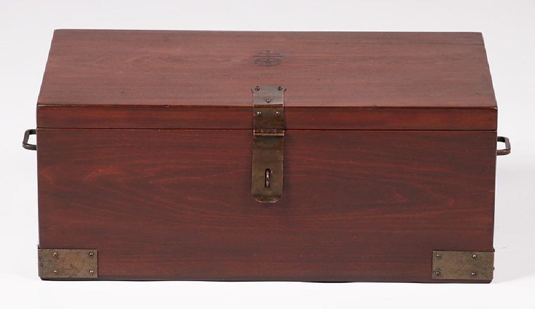 "Roycroft ""Goodie"" Box - 4"