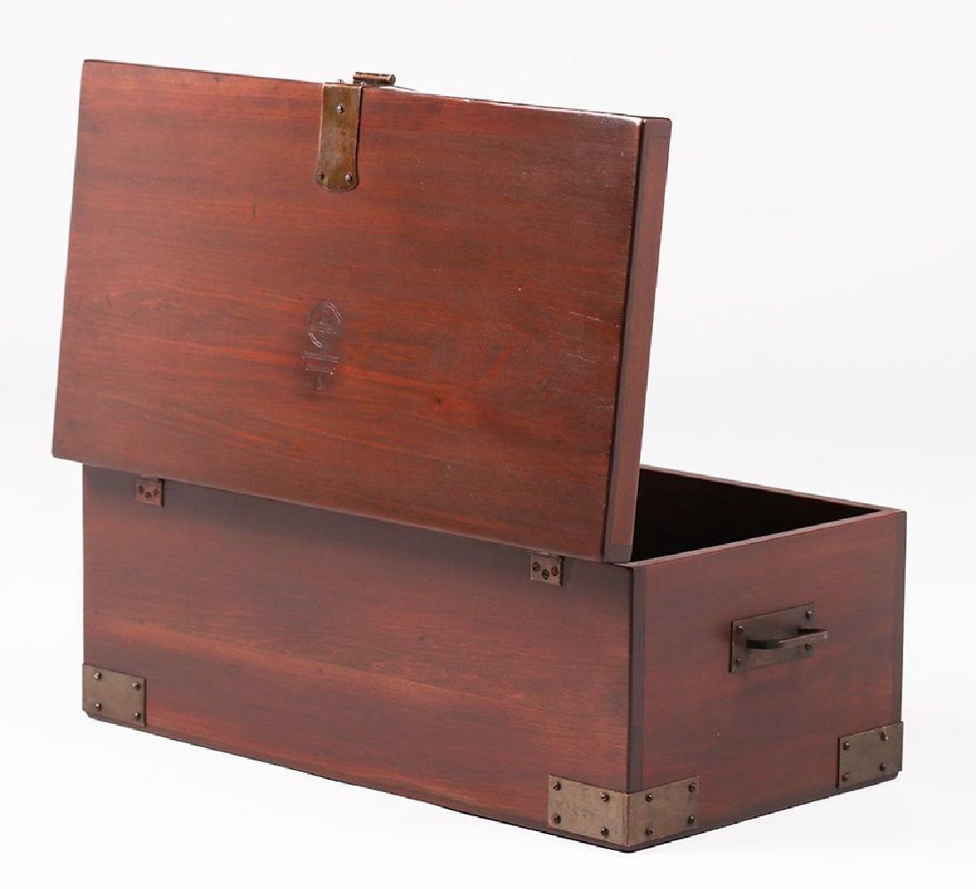 "Roycroft ""Goodie"" Box - 7"