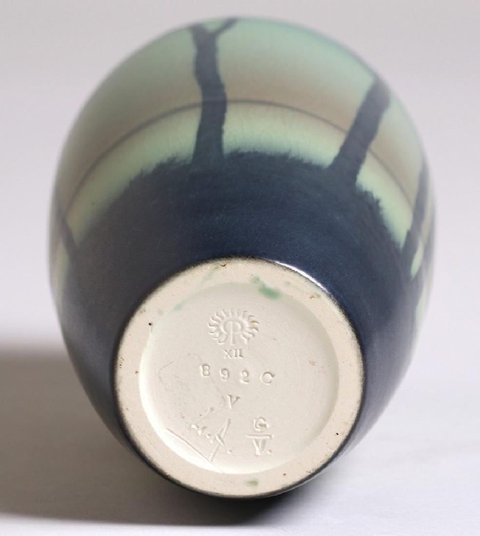 Rookwood Scenic Vase Decorated by Lenore Asbury - 4