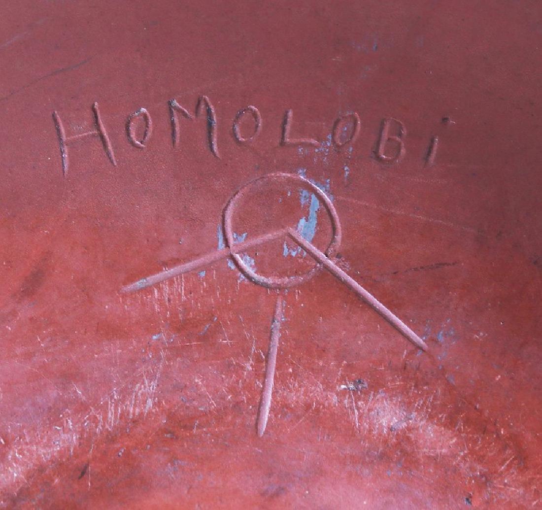 "Clifton Pottery Indian Ware Vase Entitled ""Homolobi"" - 4"
