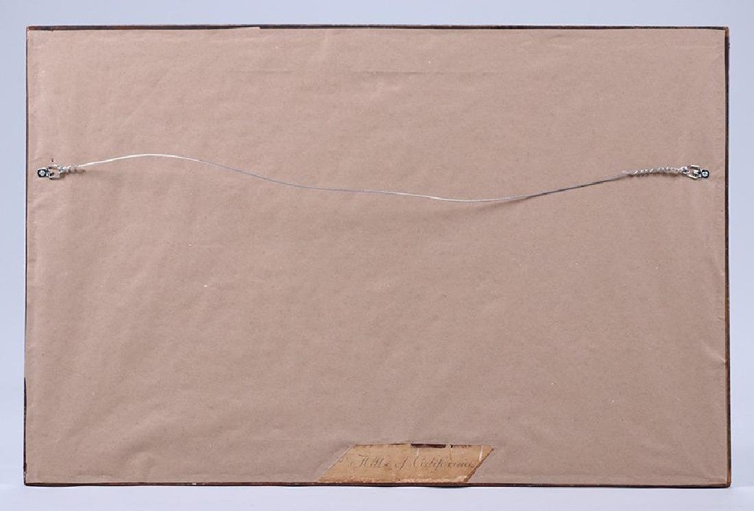 Maurice Braun Original Chromolithograph Print c1910 - 4