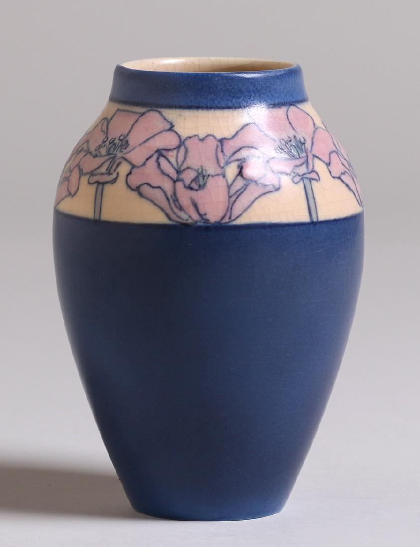 Rookwood Vase by Sallie Coyne 1918