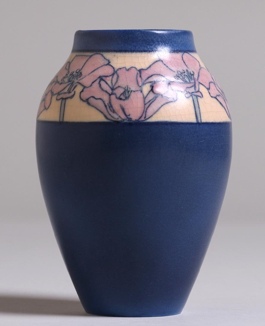Rookwood Vase by Sallie Coyne 1918 - 2