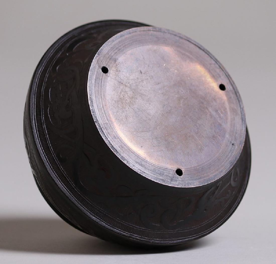 Marshall Fields (Chicago) Bronze Inkwell c1905-1910 - 6