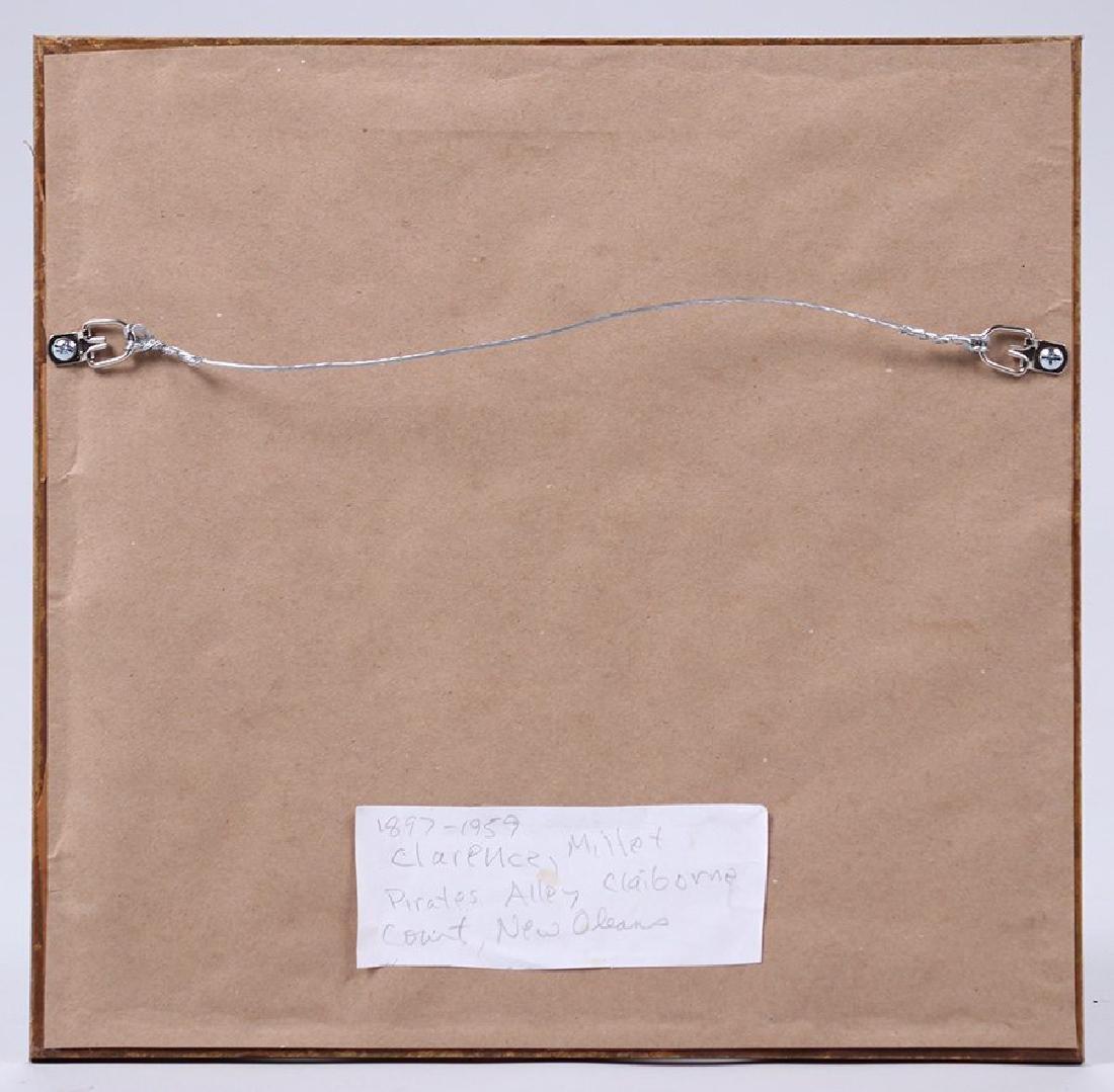 Clarence Millet (1897-1959) Woodblock Print - 5