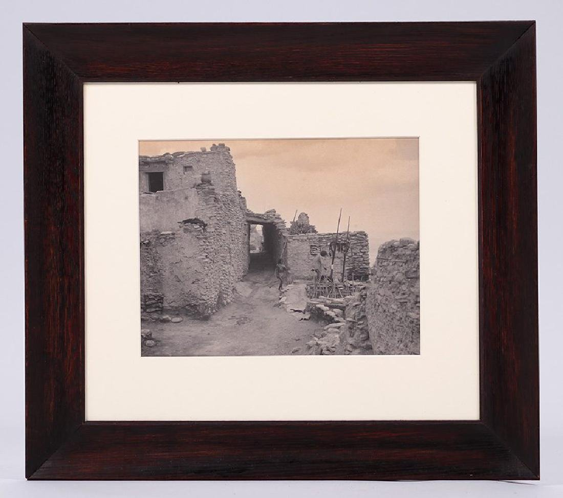 Vintage Photograph of First Mesa, Walpi Village, AZ - 2