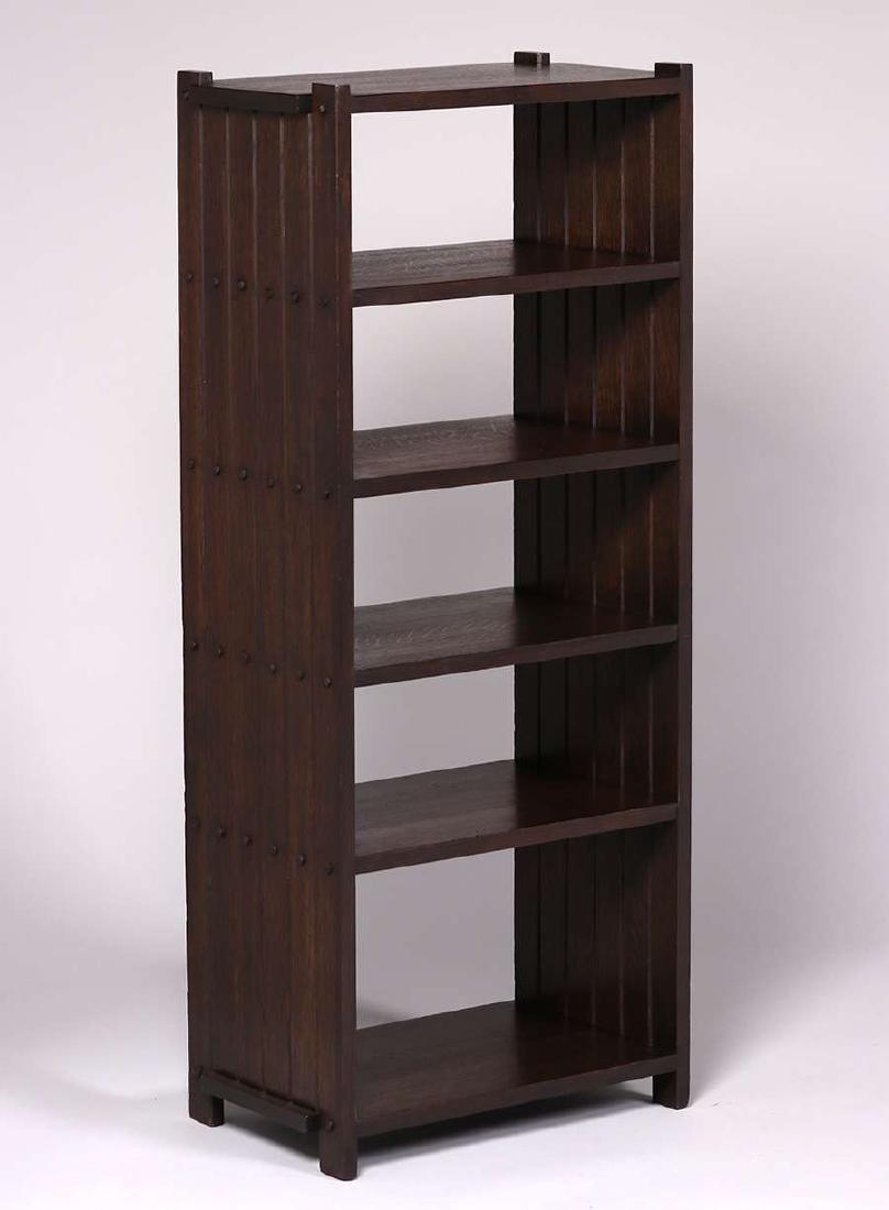 Michigan Chair Co Tall Magazine Stand – Bookshelf