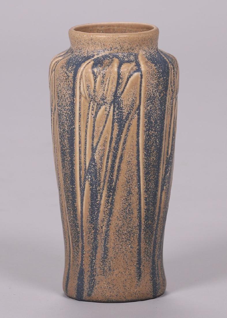 Rookwood Matte Brown Ombroso Glaze Vase