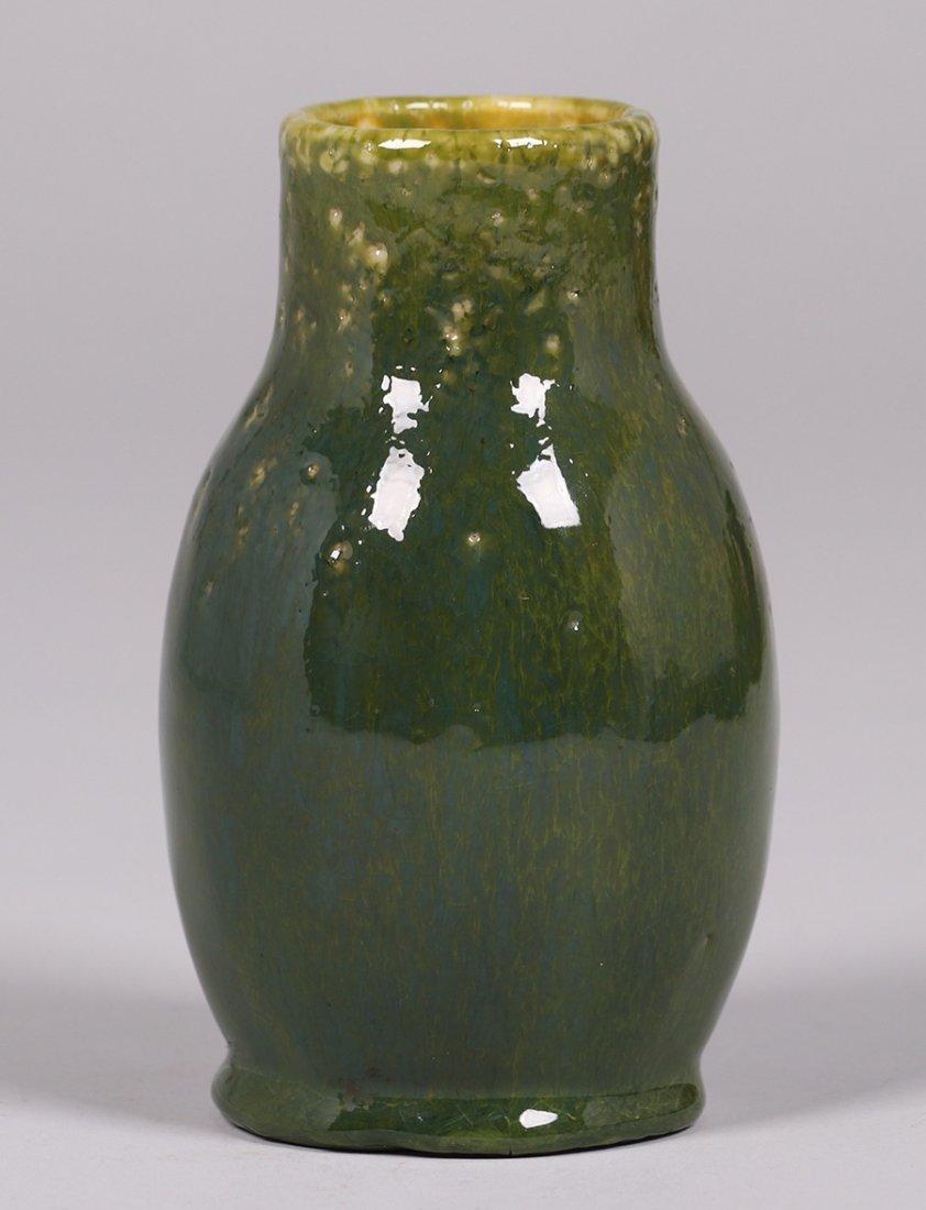 Hugh Robertson – Dedham Pottery vase.