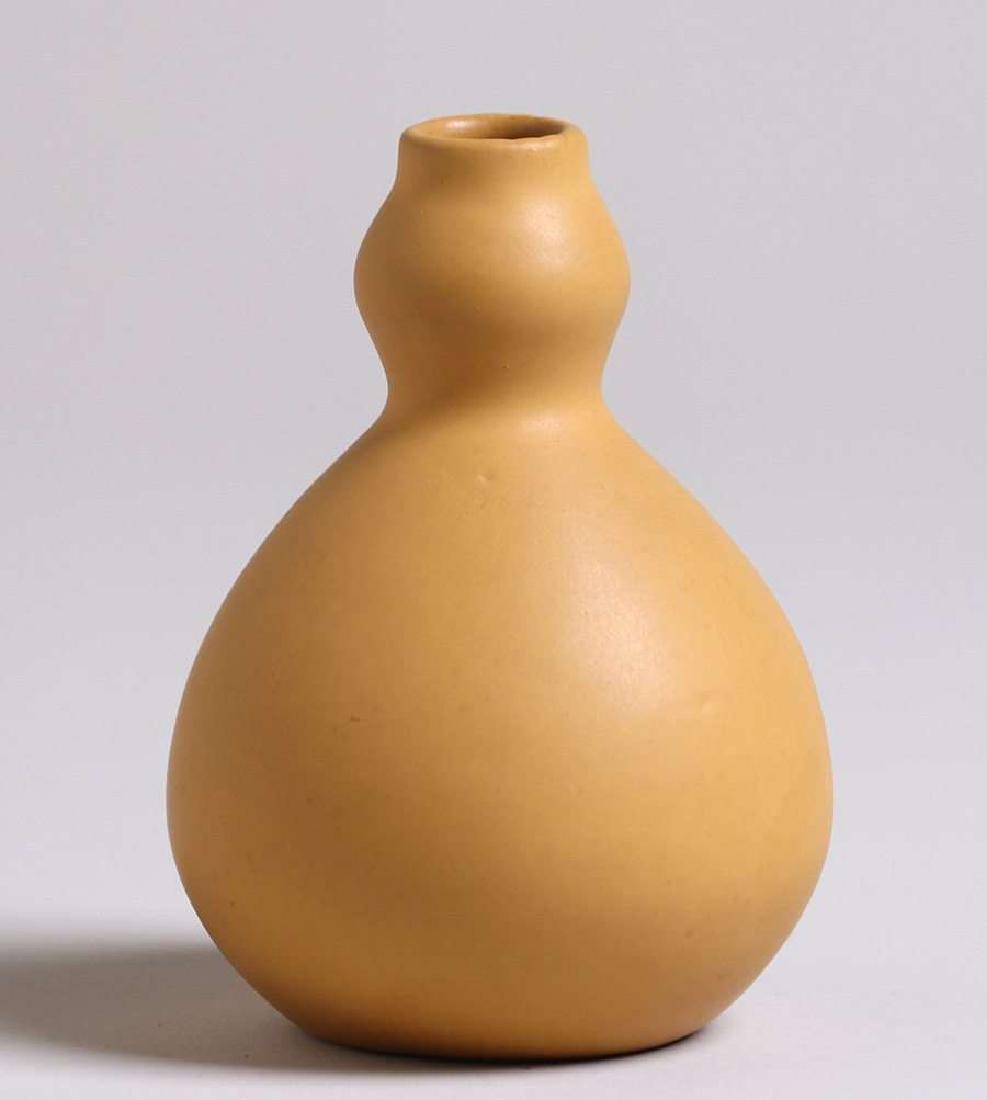 Early Van Briggle Gourd Vase 1905