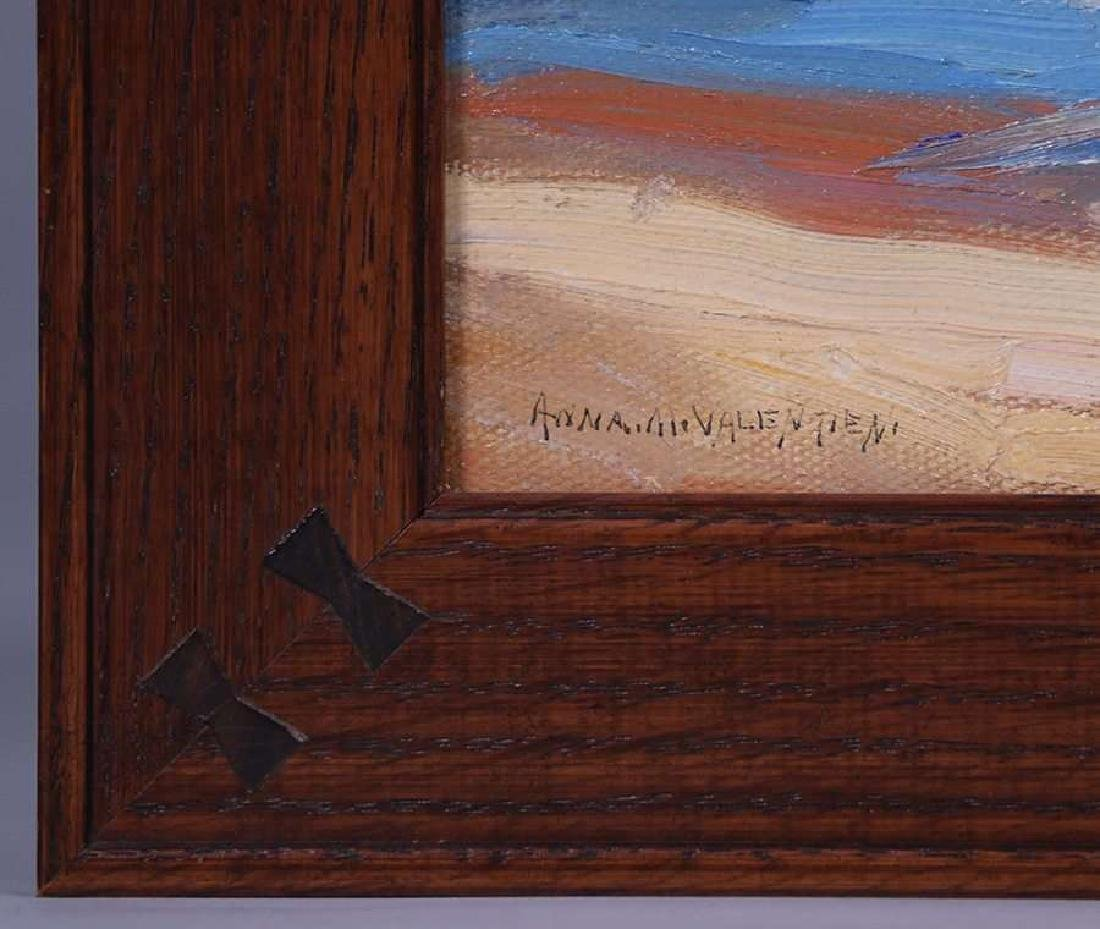 Anna Marie Valentien Painting San Diego Harbor - 3