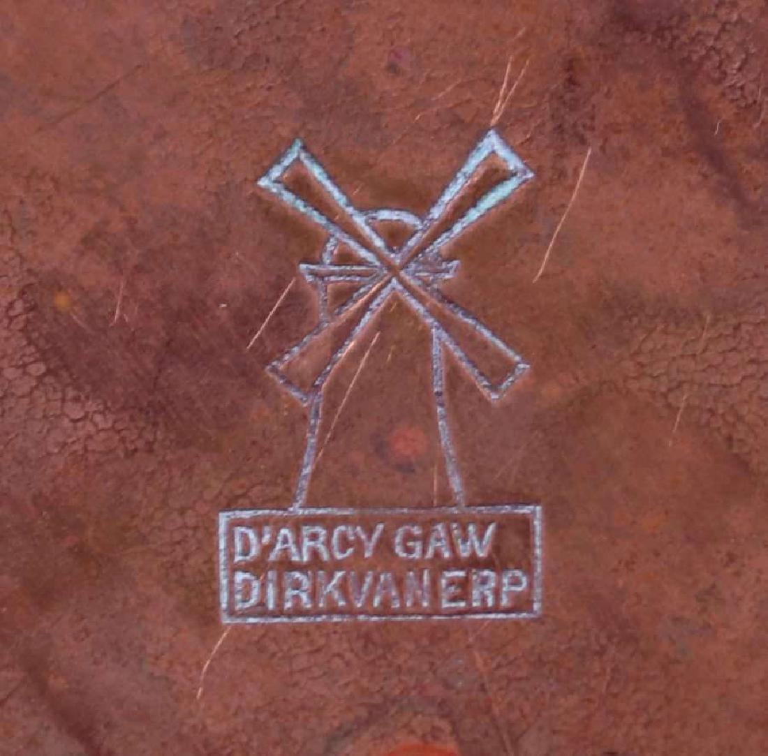Dirk van Erp - D'Arcy Gaw Hammered Copper Jardiniere - 4