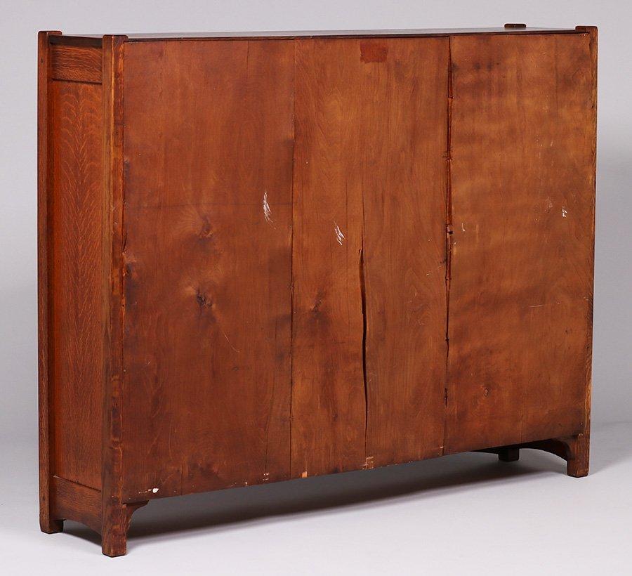 Lifetime Furniture Co 3-Door Bookcase - 2