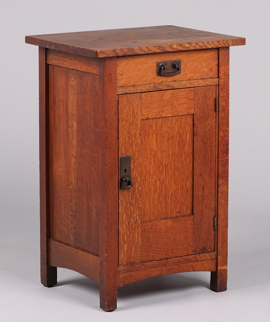L&JG Stickley Smokers Cabinet