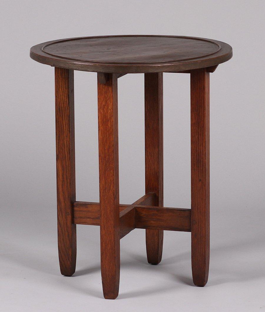 Limbert Copper-Top Table