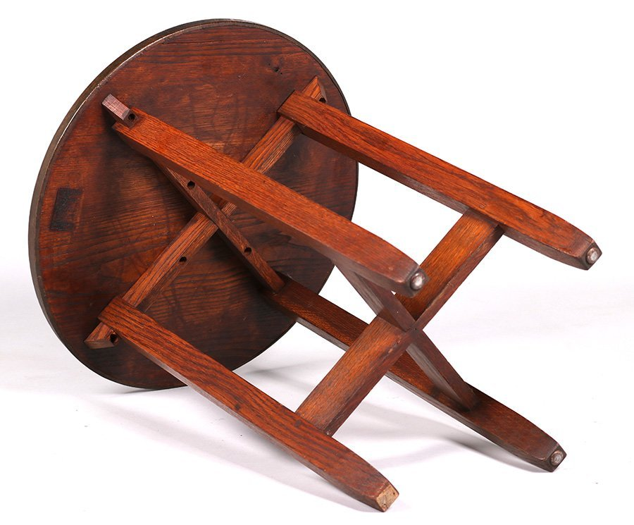 Limbert Copper-Top Table - 3