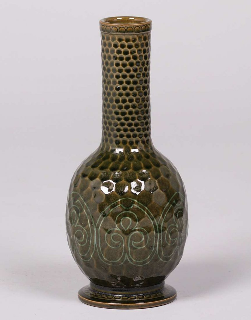 Early Hugh Robertson CKAW Vase 1883 - 2