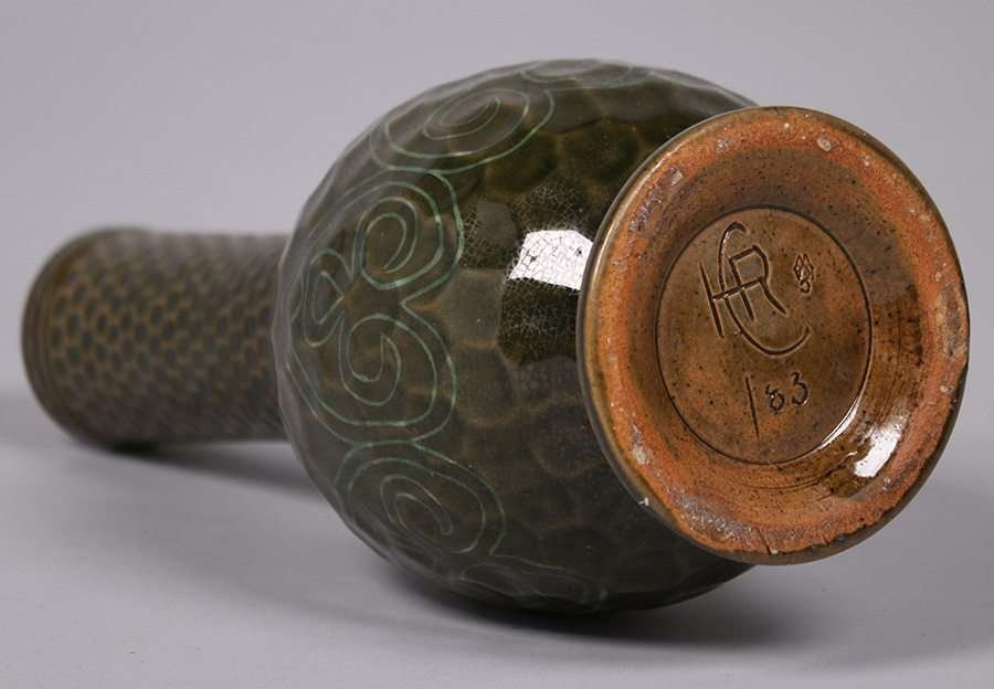Early Hugh Robertson CKAW Vase 1883 - 3