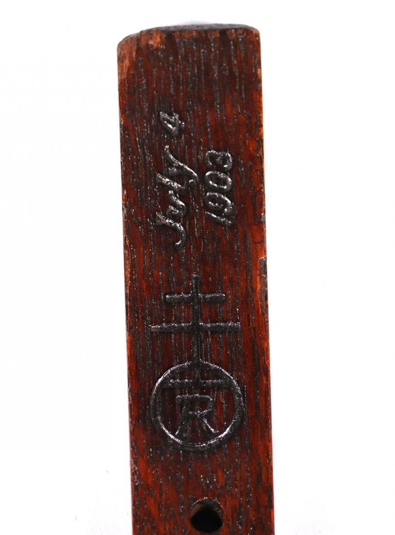 Roycroft Walking Stick c1903 - 2
