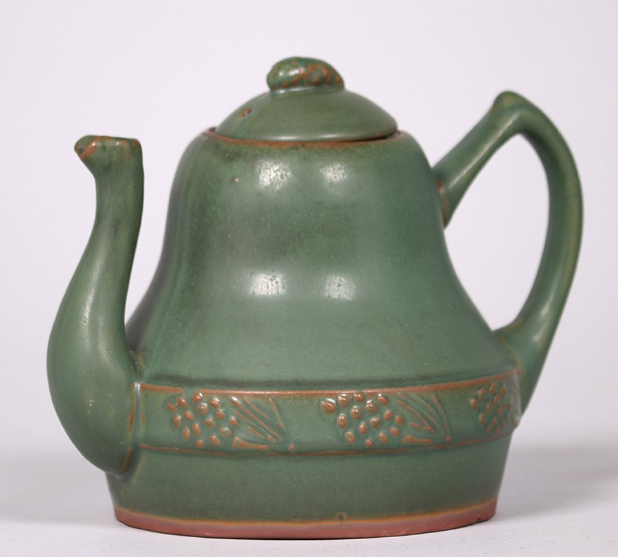Contemporary United Crafts Teapot Craftsman Farms