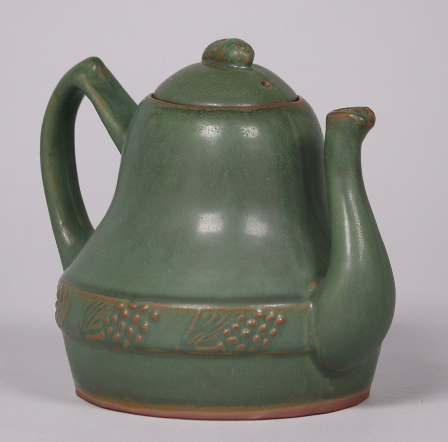 Contemporary United Crafts Teapot Craftsman Farms - 2