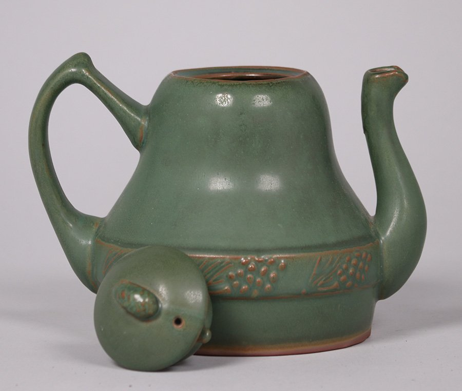 Contemporary United Crafts Teapot Craftsman Farms - 3