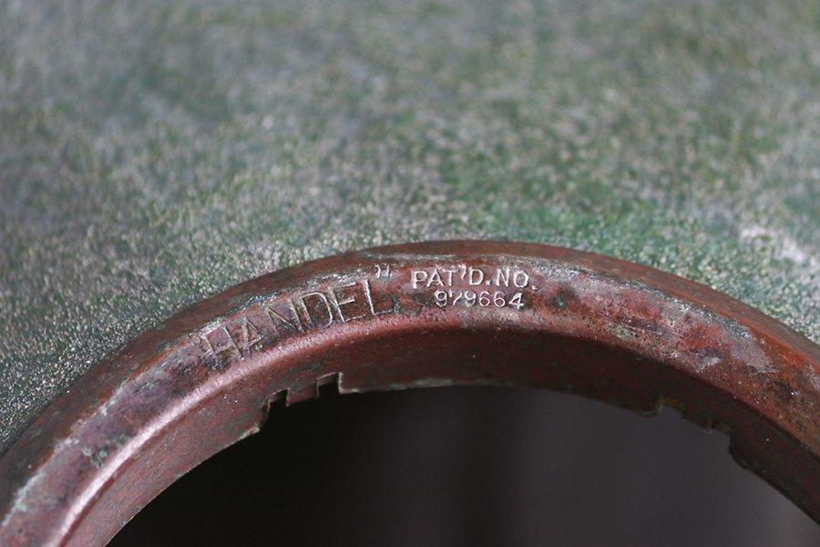 Handel California Poppy Reverse-Painted Lamp - 5