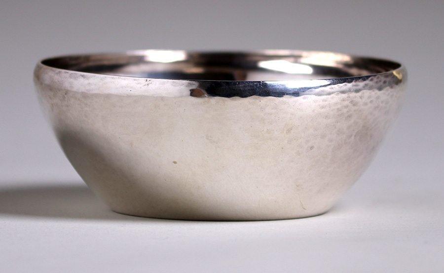 Karl F. Leinonen, Boston Sterling Silver Bowl c1920s