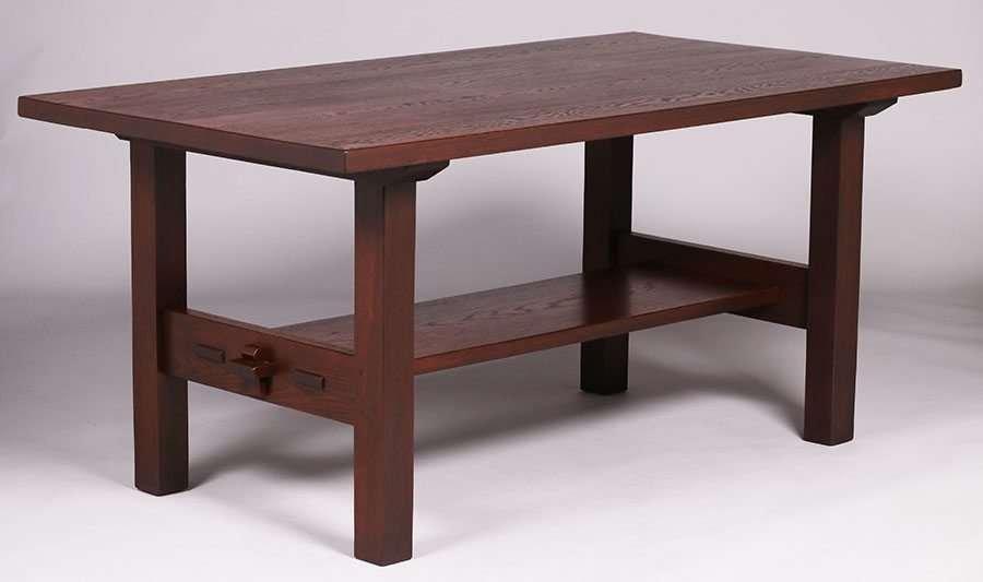 Gustav Stickley Rectangular Table #623