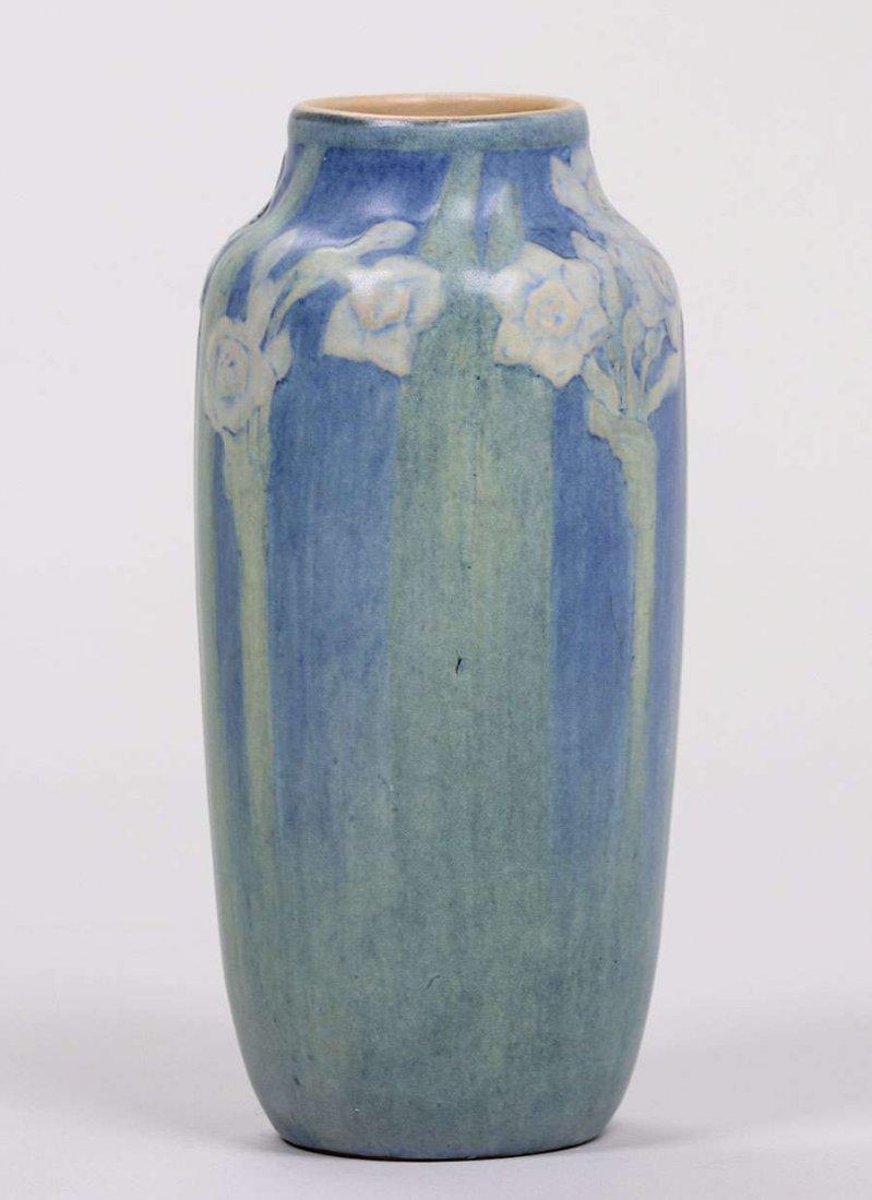 Newcomb College Vase Henrietta Bailey c1918