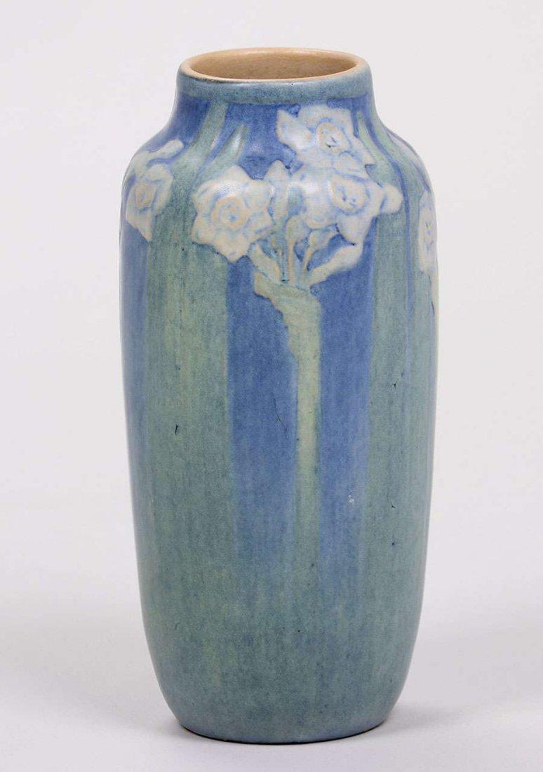 Newcomb College Vase Henrietta Bailey c1918 - 2