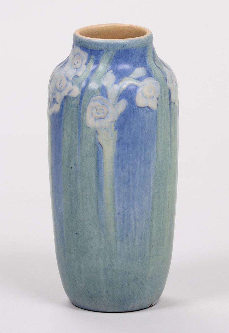 Newcomb College Vase Henrietta Bailey c1918 - 3