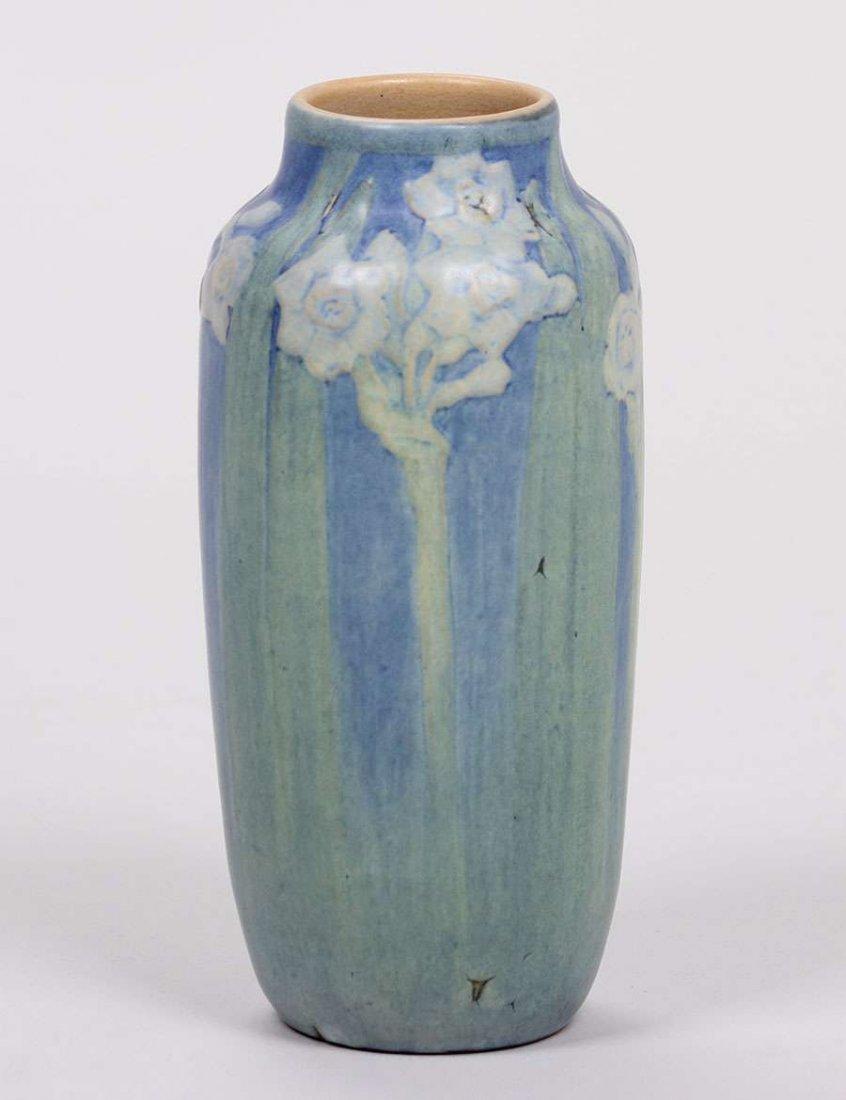 Newcomb College Vase Henrietta Bailey c1918 - 4