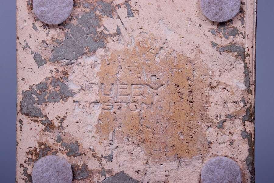 Grueby Faience Co Grapevine Tile - 2