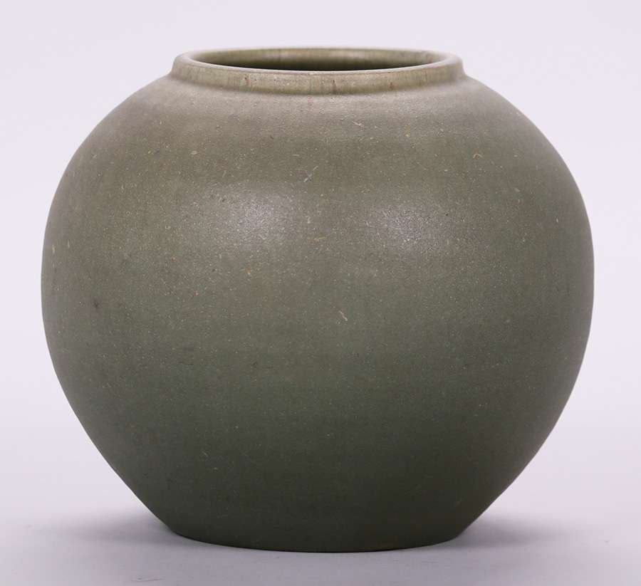 North State NC Pottery Bulbous Vase c1924-1935
