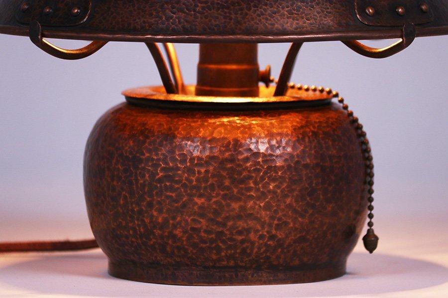 Contemporary Dirk van Erp Museum Lamp Matthew Mackie - 2
