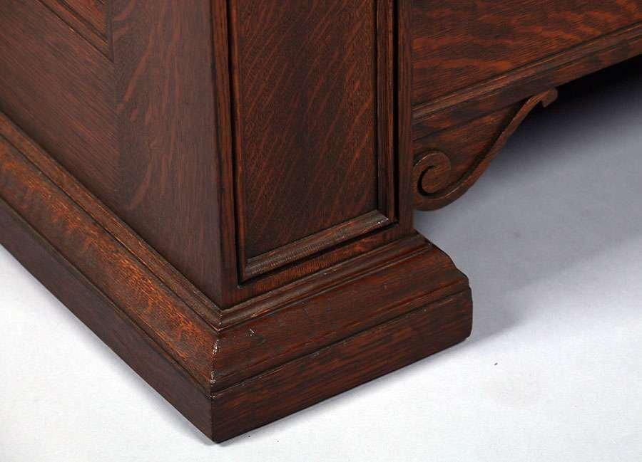 Mathews Furniture Shop Throne Chair c1912 - 2
